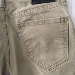 Levi's 520 taper 29x32 used but in good condition